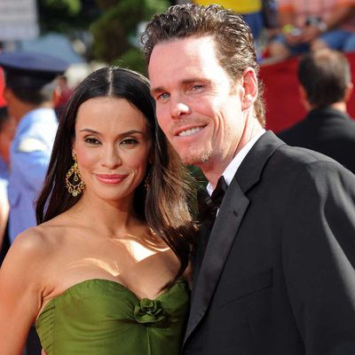 Kevin Dillon and Jane Stuart