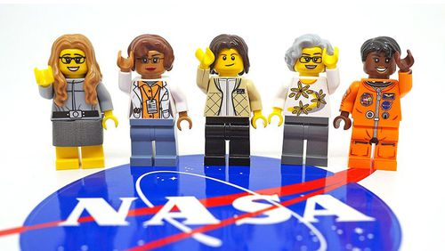 Lego to release all-female NASA set featuring 'Hidden Figures' scientist