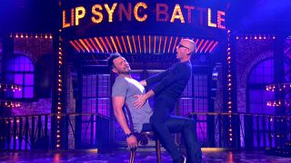Joel McHale vs Jim Rash