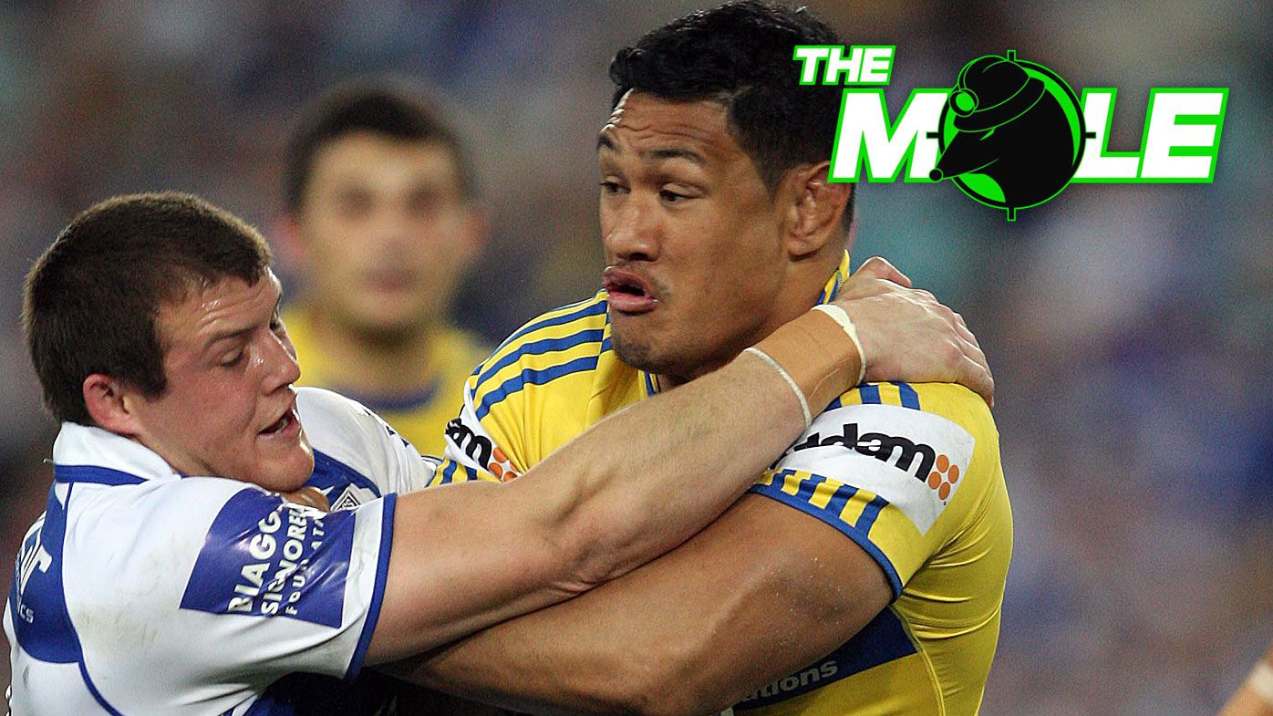 Former Eels and Sharks utility player Taulima Tautai