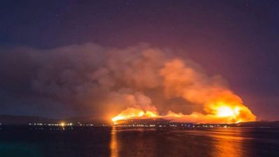 Lives, homes in danger from WA bushfire
