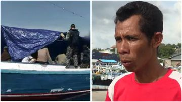 Amin Tagana believes he could make a lot of money from people smuggling after the new medivac bill was passed this week.