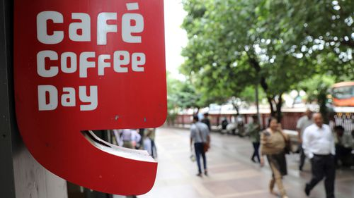 Cafe Coffee Day is India's largest cafe chain.