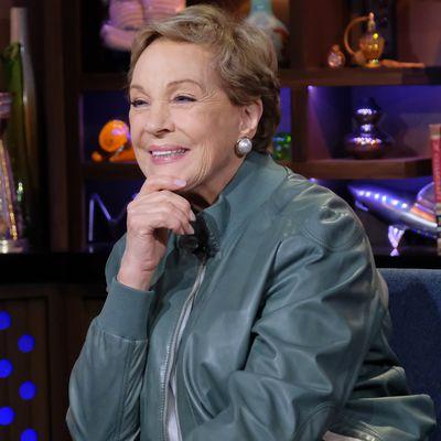 Julie Andrews: Now