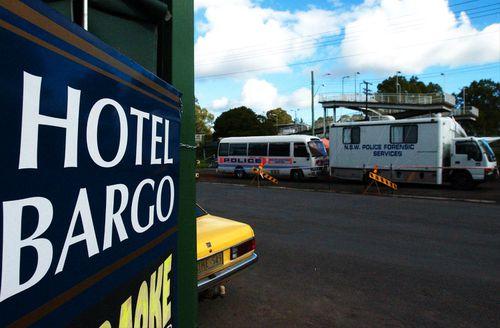 Rachelle was last seen at the Hotel Bargo.