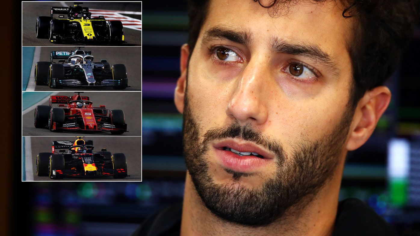 Huge F1 changes give Daniel Ricciardo big decision to make over driving future