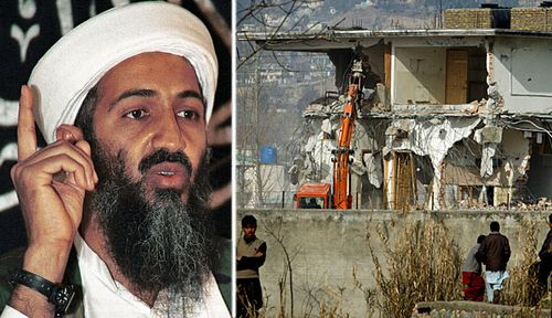 Al-Qaeda leader Osama Bin Laden was killed by US special forces during a daring raid on his Pakistan compound in 2011. (Photos: AP).