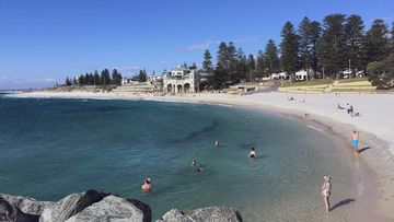 Controversial high-rise development plans for Cottesloe Beach