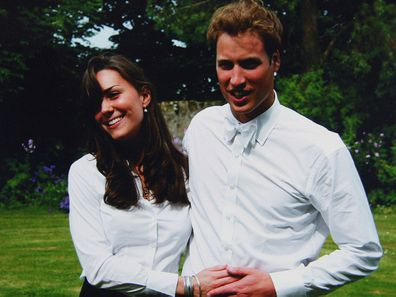 """Wills apparently """"snubbed"""" Kate at his 21st birthday party."""