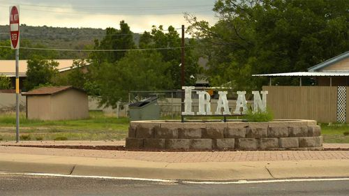 Iraan is a tiny Texas town with a surging coronavirus outbreak.