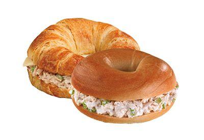 Dunkin Donuts' sandwiches