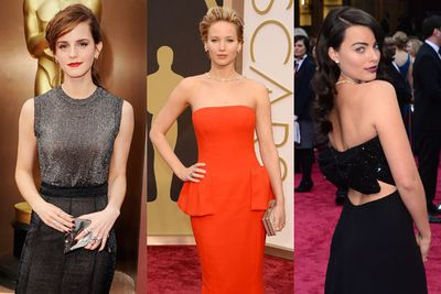 "Join TheFIX as we decide who's hot and who's not at the 2014 Oscars.<br/><br/>(<i>Author: <b><a target=""_blank"" href=""https://twitter.com/yazberries"">Yasmin Vought</a></b></i>)"