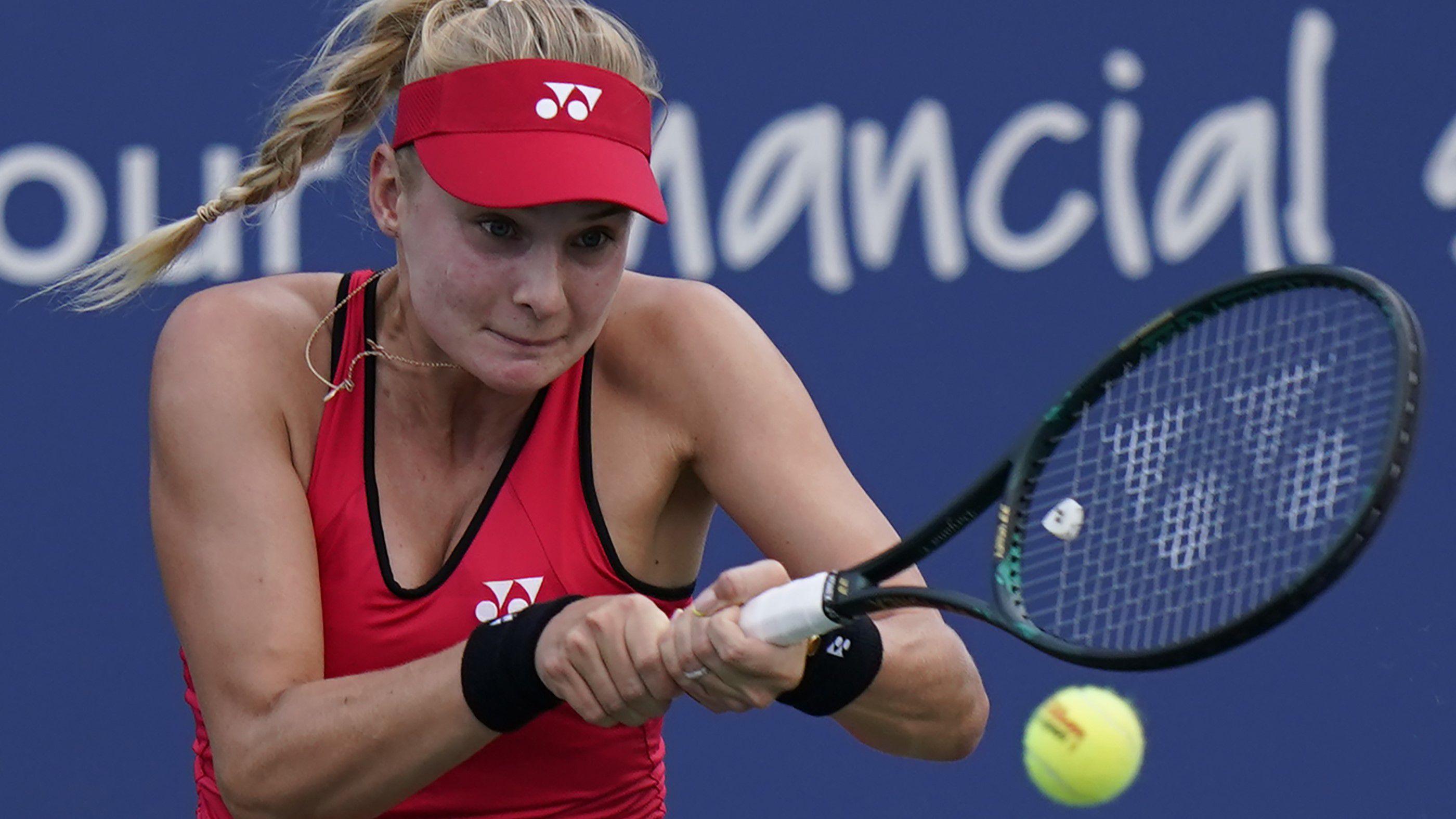 Dayana Yastremska in Australian Open hard lockdown despite anti-doping playing ban