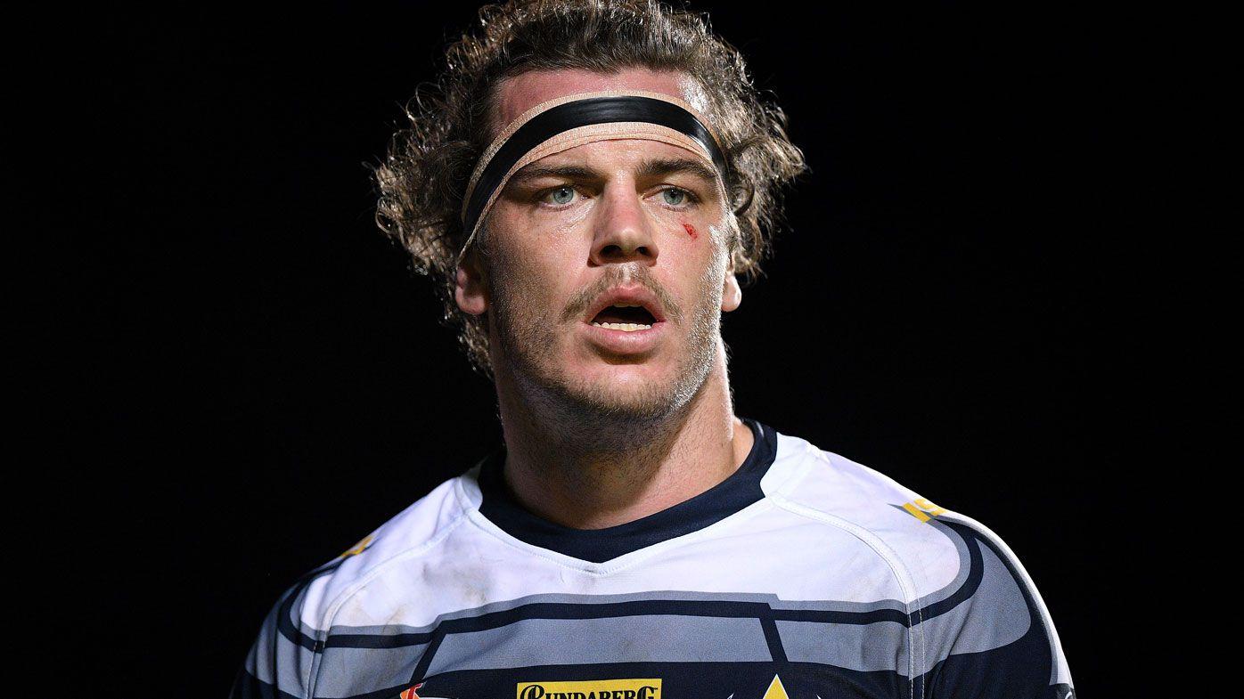 South Sydney Rabbitohs sign Cowboy Ethan Lowe