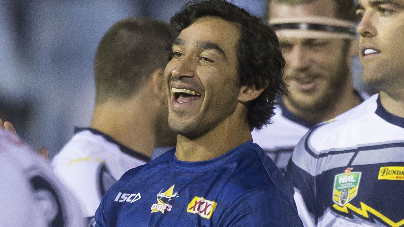 North Queensland halfback Johnathan Thurston rules out comeback before emotional farewell