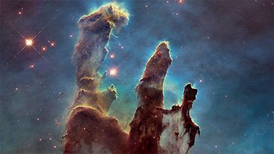 Astronomers at NASA have just released a high-definition image at perhaps the most breathtaking sight ever captured by the Hubble telescope.