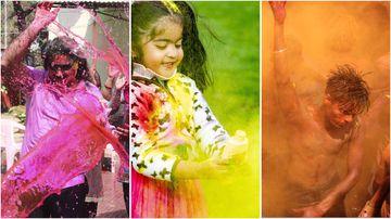 Gallery: Holi Festival, a celebration of colour