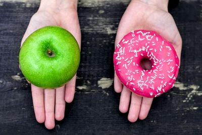 Added sugar vs intrinsic sugar