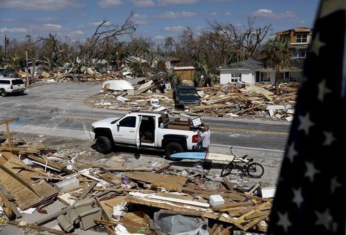 Hurricane Michael has destroyed a number of properties and the death toll stands at 17 with some still missing.