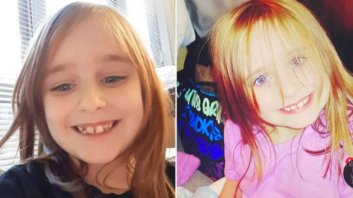 Faye Marie Swetlik was last seen playing in her front yard last Monday.