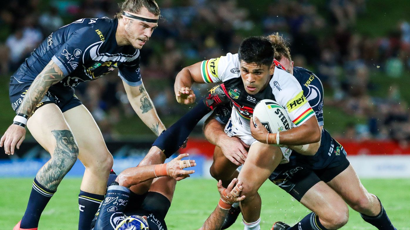 NRL preview: Penrith Panthers vs North Queensland Cowboys