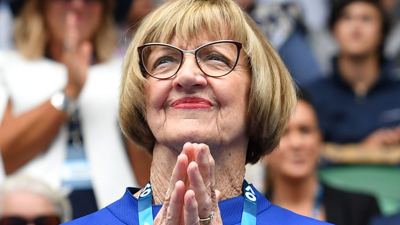 Margaret Court won't present trophy at Australian Open amid honours controversy