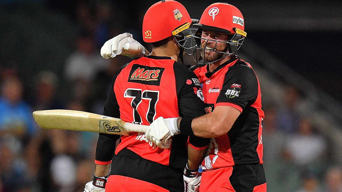 Dan Christian goes from hospital bed to BBL hero as Renegades shock reigning champions