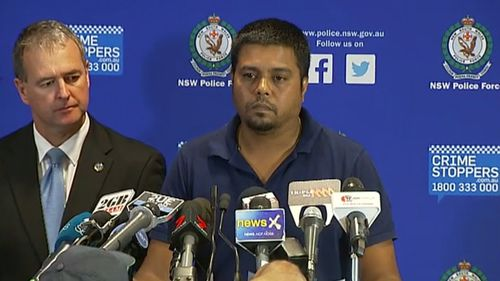 Mr Kumar described his wife as 'the most caring and beautiful soul'. (9NEWS)