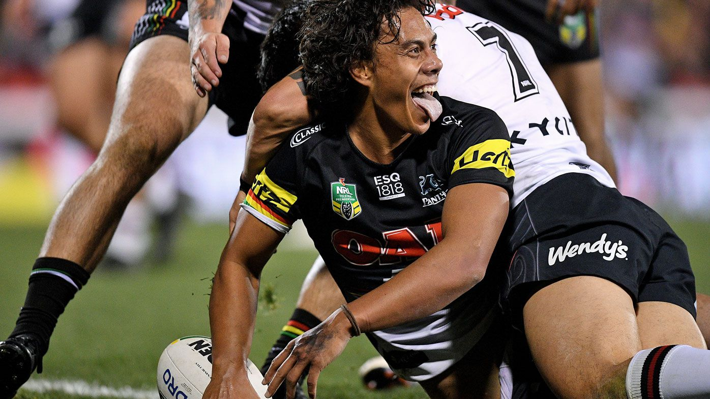 Rookie electrifies Panthers over Warriors