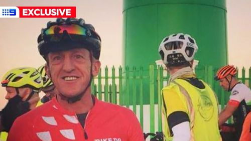 One man cycled from Perth to Sydney despite claiming compensation for two car crashes.