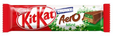 Nestle KitKat Chunky Aero Mint