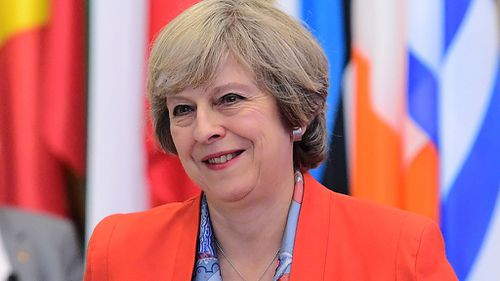 British Prime Minister Theresa May must get parliament's approval before she begins Britain's formal exit from the EU. (AFP)