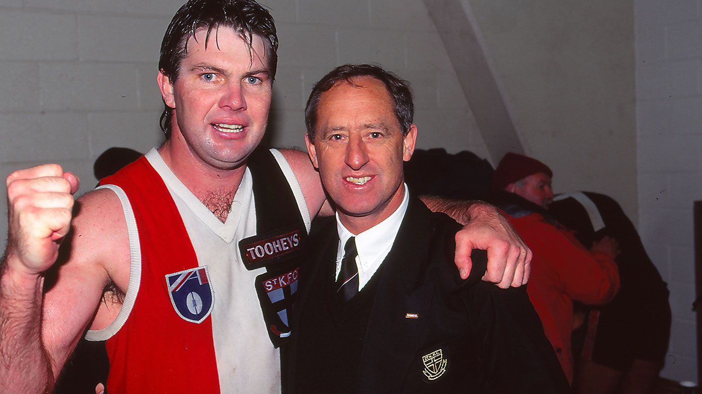 AFL clubs to observe moment of silence and don black armbands to honour Danny Frawley