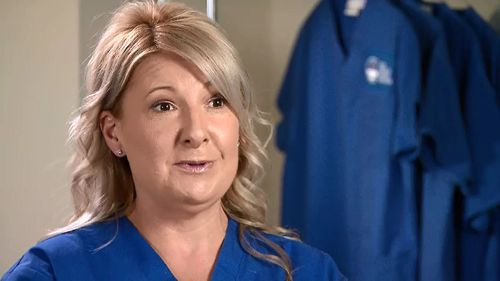 Midwife Renella Fairley said the staffing crisis was a matter of life and death.