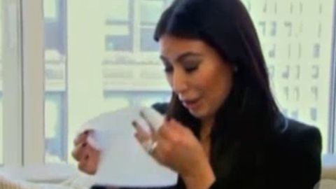 Kim Kardashian's dead father told her to get a divorce (via TV psychic John Edwards)