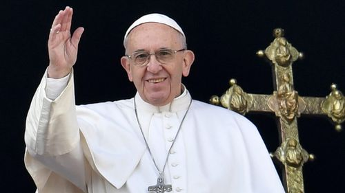 Pope comforts terror victims in Christmas message