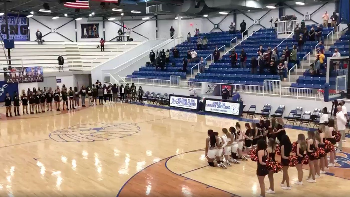 High school basketball commentator blames diabetes for racist tirade caught on camera