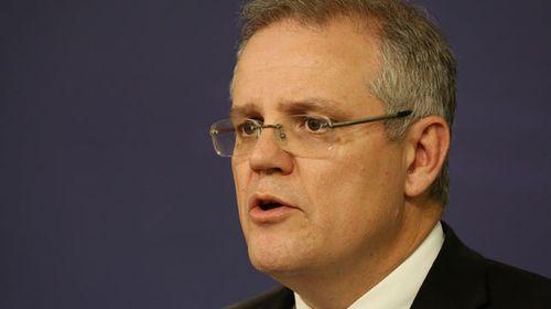 Immigration minister Scott Morrison. (AAP)