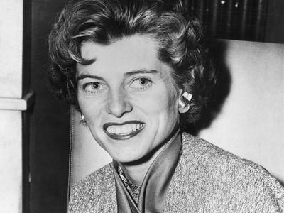 5. Eunice Kennedy Shriver (1921-2009)