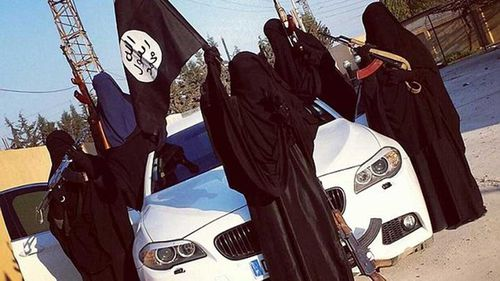 At least five Melbourne women are believed to have recently made it to Syria. (AAP)