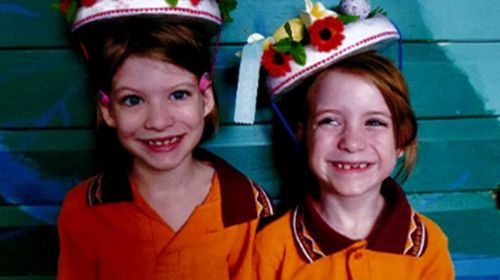 Missing girls Isabella and Bronte Watter. (Queensland Police)