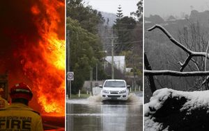 In Pictures: Weather extremes of 2020