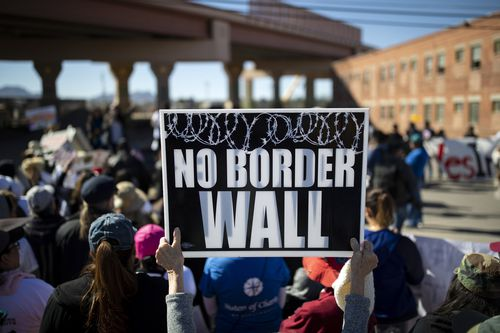 Debate over the US-Mexico border wall continues.