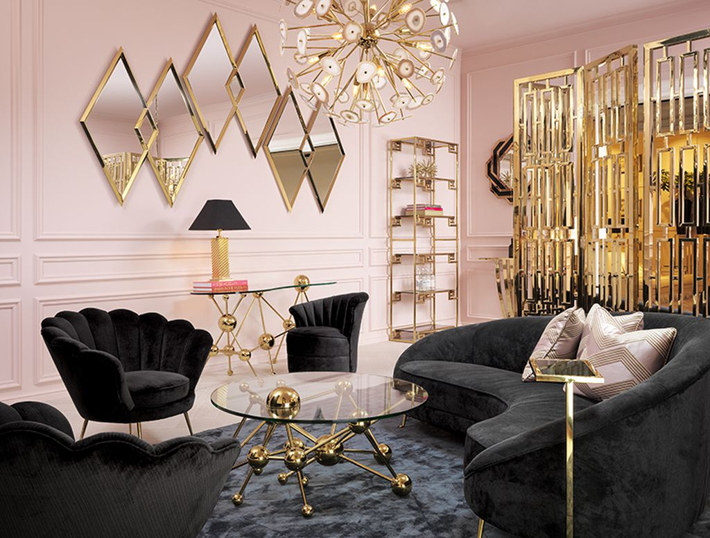 art deco inspired furniture. The Best Way To Keep Things Fresh And Not Overly Themed Is Mix Your Art Deco-inspired Pieces With More Contemporary Furnishings. Deco Inspired Furniture