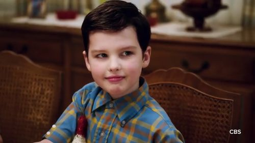 The 'Big Bang Theory' spin-off stars a nine-year-old Sheldon Cooper growing up in Texas.