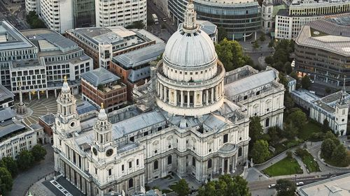 File photo dated 13/8/2017 of St Paul's Cathedral in London. Safiyya Amira Shaikh, 36, a supporter of the Islamic State terror group, has pleaded guilty at the Old Bailey to plotting to bomb St Paul's Cathedral and a hotel.. Issue date: Friday February 21, 2020.