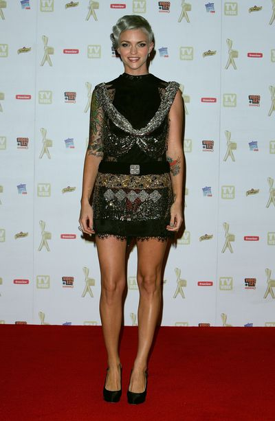 Ruby Rose at the 52nd TV Logie Week Awards in May 2010