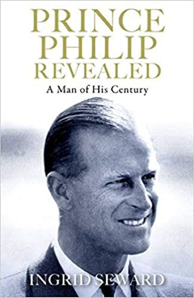 Ingrid Seward has written a new book about Prince Philip, out now.