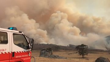 Batlow is one of the hardest hit areas in NSW.