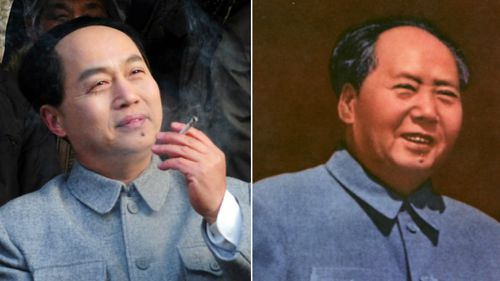 Mao roles mean Mao problems for Chinese actor lookalikes